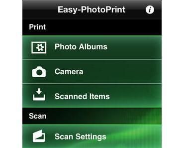 [App] Canon Easy-PhotoPrint: Bilder ausdrucken und Scannen mit Zusatzeinstellungen
