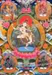 Die fünf Gefährtinnen von Guru Rinpoche