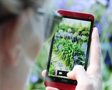 Im Wunschfrei-Test: Das HTC One Red