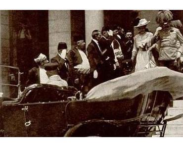 28. Juni 1914: Attentat auf Franz Ferdinand