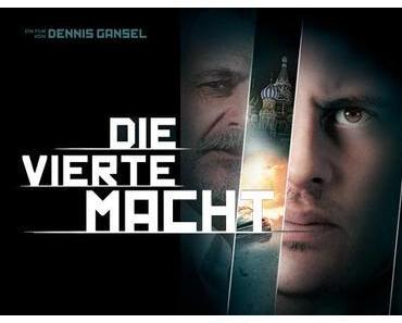 Review: DIE VIERTE MACHT - Hollywoodkino aus Deutschland über Russland