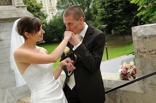 So wurde geheiratet – Cornelia + Andreas