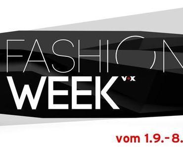 """Schön anzusehen: Die """"VOX Fashion Week"""" vom 1. bis 8.9."""