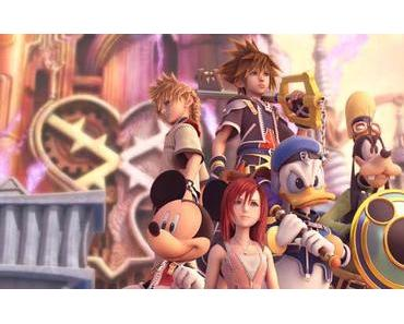 Kingdom Hearts 1.5 HD ReMIX – Der neue Trailer
