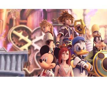 Kingdom Hearts 1.5 HD ReMIX – Der neue Trailer