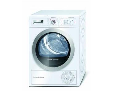 Die aktuell sparsamsten Wäschetrockner auf dem Markt zur IFA 2013