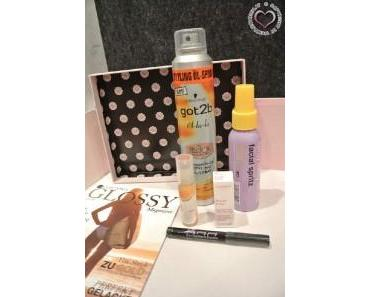 Glossybox August Sun Kissed