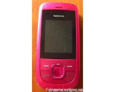 Warum ich ein neues Mobiltelefon habe