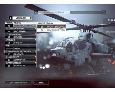 Battlefield 4: Neuer Ableger wird Testgelände für Fahr- und Flugzeuge bieten