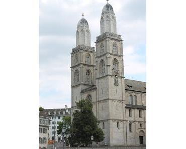 Grossmünster - Zürich (Kulturtipp)