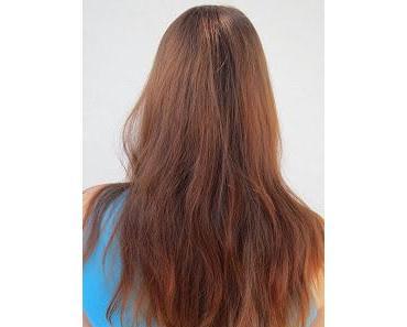 Meine neue Haarfarbe