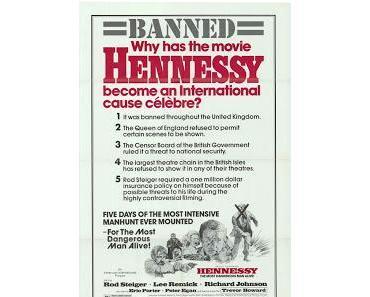 HENNESSY (1975) - Prototyp des tragischen irischen Terroristen