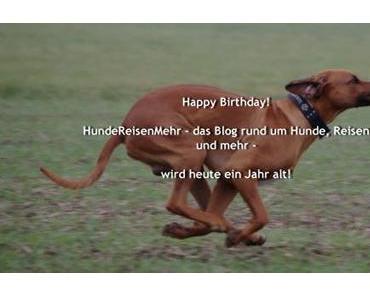 +++ Ein Jahr HundeReisenMehr +++ Wochenendaufenthalt im Sauerland zu gewinnen +++