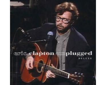 Eric Clapton pur mit Unplugged: Expanded and remastered