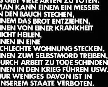 """Suizidopfer – """"WENN DIE SEELE STIRBT"""""""