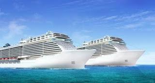 Norwegian Cruise Line lässt Facebook-Fans Namen für Breakaway Plus-Schiffe wählen