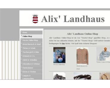 Alix' Landhaus