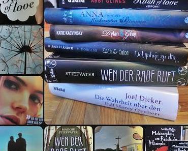 Bücherzuwachs September 2013 - Teil 1