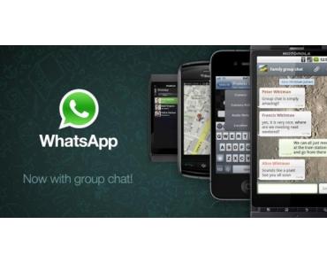 WhatsApp: Update behebt Audionachrichten-Probleme mit Samsung-Geräten
