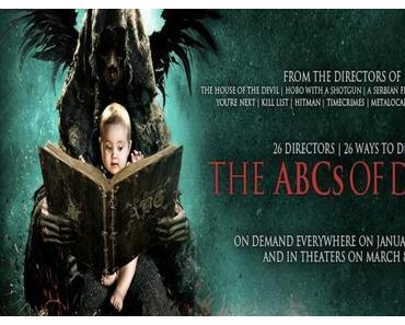Review: THE ABCs OF DEATH - Ein Kessel Totes
