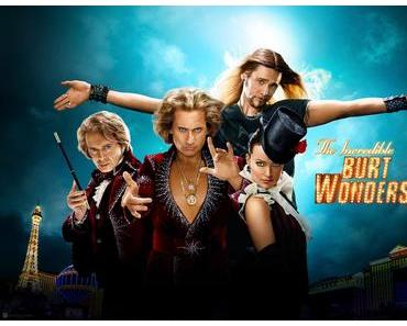 Review: DER UNGLAUBLICHE BURT WONDERSTONE - Es fehlt der Zauber