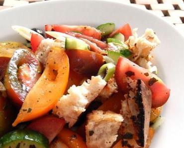 Tomaten-Brot-Salat / Panzarella