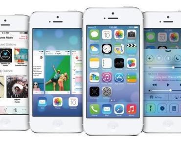 Apple: iOS 7 ist ab sofort verfügbar