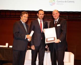 Pressemeldung: AIDA Cruises mit dem Award 2013 der Handelskammer Mallorca ausgezeichnet - Deutschlands größter Kreuzfahrtanbieter setzt auch in Zukunft auf eine enge Partnerschaft mit der Baleareninsel