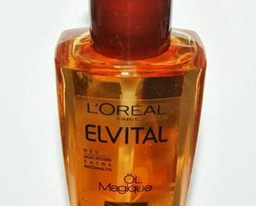 Loreal Elvital Öl Magique • Trockenes Haar