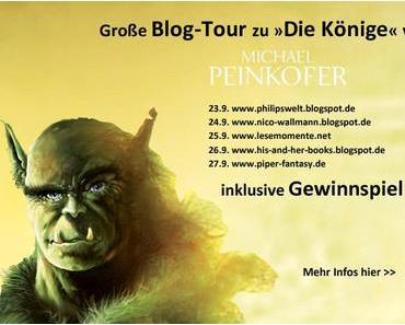 [Blogtour] Die Könige. Orknacht (Michael Peinkofer) - Tag 1