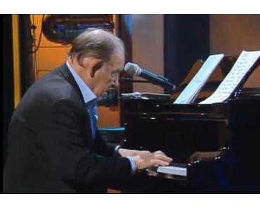 Paul Kuhn, der Mann am Klavier ist gestorben