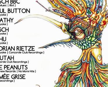 "2x2 Gästelistenplätze für ""Steyoyoke Label Night and Azuldecobalt Book Launch"" 28.September, Ritter Butzke"