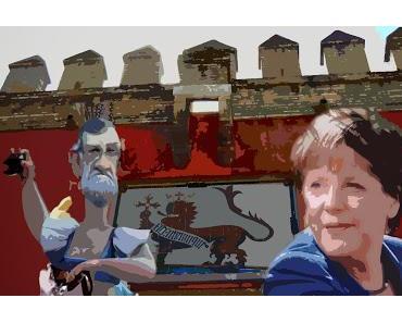 Wir werden Untertanen von Angela und nicht von Juan Carlos