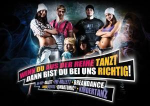 Mehrzad's Art of Dance bei Erlebnis-Messe Du und Deine Welt