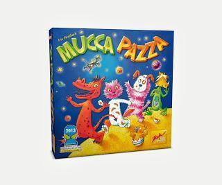 Spiel: Mucca Pazza von Zoch