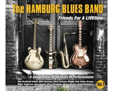 The Hamburg Blues Band - Friends for a LIVEtime Vol. 1
