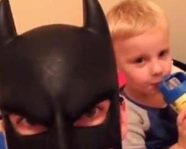 BatDad – der Superheld-Papi!