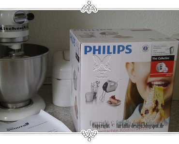 Philips Mixer aus der Viva Collection * Part 1