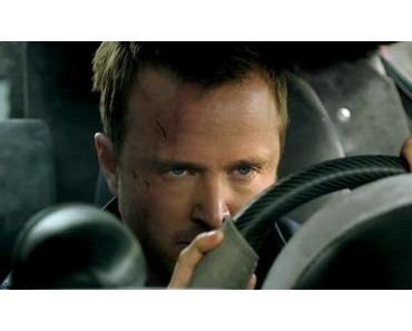 Trailer zu 'Need for Speed' mit Aaren Paul von Breaking Bad