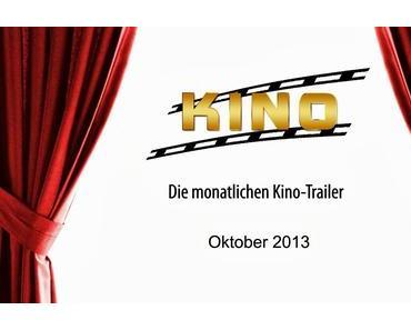 [Kino-Trailer] Die Kinohighlights 2013 - Monat Oktober