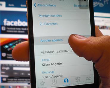 iOS 7: Endlich Anrufe blockieren durch Blacklist-Funktion
