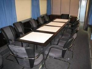Bequem, stabil und stilvoll: Der Konferenzstuhl