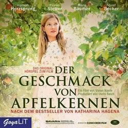 Katharina Hagena: Der Geschmack von Apfelkernen - Das Film-Hörspiel
