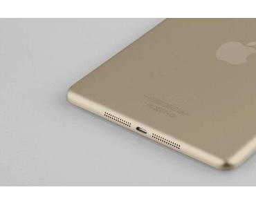 [Bilder] iPad mini 2 mit Touch-ID?