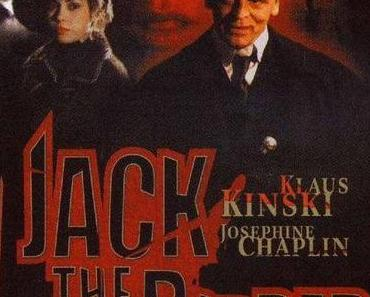 Review: JACK THE RIPPER - Kinski, der Hurenschreck