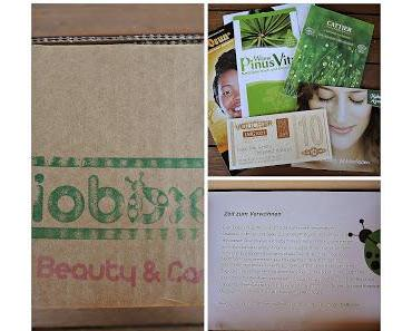 Intensive Care...oder: [Unboxing] Bio Box Beauty & Care September/Oktober