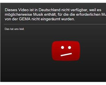 Die ersten YouTube Music Awards