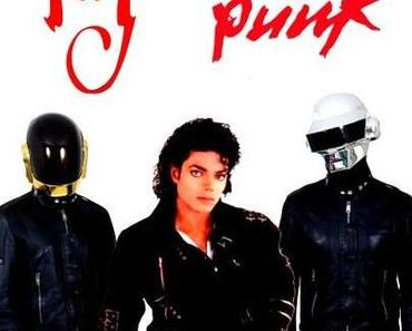 MICHAEL JACKSON – DAFT PUNK – MashUps (free download)