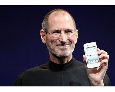 5. Okt. 2011: Steve Jobs (†)