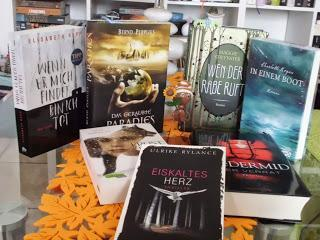 Bücherzugänge